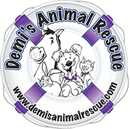 Demi's Animal Rescue Logo